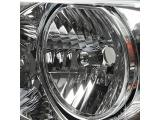 DNA Motoring HL-OH-F1504-CH-AM Headlight Assembly Photo 1