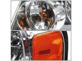 DNA Motoring HL-OH-F1504-CH-AM Headlight Assembly Photo 2