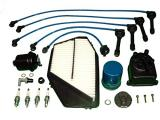 Tune Up Kit Includes Distributor Cap and Rotor all filters NGK plugs and Ignition Wires