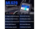 Autel MaxiLink ML629 Enhanced OBD2 Scanner Photo 4