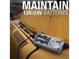 NOCO Genius G15000 12V/24V 15 Amp Pro-Series Battery Charger and Maintainer Photo 3