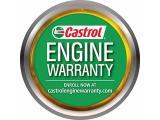 Castrol 03110 GTX High Mileage 10W-30 Motor Oil - 5 Quart Photo 1