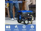 DuroMax XP5500EH Electric Start-Camping Photo 2