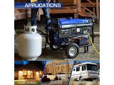 DuroMax XP5500EH Electric Start-Camping Photo 3