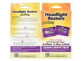 Headlight Lens Cleaning Wipes Photo 2