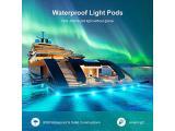 Ustellar RGB LED Rock Lights Photo 3
