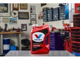 Valvoline High Mileage with MaxLife Technology SAE 5W-30 Synthetic Blend Motor Oil 5 QT Photo 4