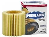 PurolatorTECH Cartridge Oil Filter