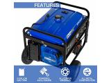 DuroMax XP8500E Gas Powered Portable Generator-8500 Watt Photo 1