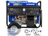 DuroMax XP8500E Gas Powered Portable Generator-8500 Watt Photo 2