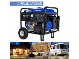 DuroMax XP8500E Gas Powered Portable Generator-8500 Watt Photo 3