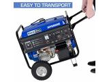 DuroMax XP8500E Gas Powered Portable Generator-8500 Watt Photo 5