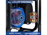 Gas Powered Portable Generator-5500 Watt Photo 4