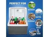 K-box Electric Cooler and Warmer with Wheels Photo 1