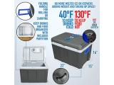 K-box Electric Cooler and Warmer with Wheels Photo 5