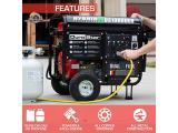 Durostar DS10000EH Dual Fuel Portable Generator Photo 1