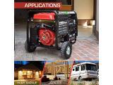 Durostar DS10000EH Dual Fuel Portable Generator Photo 4