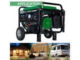 DuroMax XP4850EH Generator-4850 Watt (Green) Photo 4