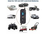 BYGD 5-Amp Fully Automatic Smart Battery Charger Photo 2