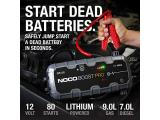 NOCO Boost Pro GB150 3000 Amp 12-Volt UltraSafe Lithium Jump Starter Box Photo 1