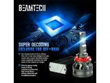 BEAMTECH H11 LED Bulbs Photo 5