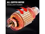 12500Ibs Electric Winch 65ft/20m Cable Steel Photo 1