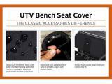 Classic Accessories - 78377 QuadGear UTV Seat Cover Photo 2