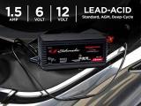 Schumacher SC1319 1.5 Amp 6V/12V Fully Automatic Smart Battery Charger Photo 1