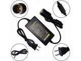 110V to 12V Converter AC to DC Car Cigarette Lighter Socket Adapter Photo 2