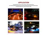"""Nilight TL-03 10 PCS 3/4"""" Round Clearance LED Front Rear Side Indicator Photo 5"""
