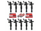 MAS 10 Straight Boot Ignition Coils