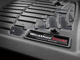 WeatherTech Custom Fit FloorLiner for Ford Flex -1st & 2nd Row (Black) Photo 3