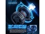 NINEO 9006 HB4 LED Bulbs | CREE Chips Photo 4