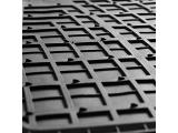 FH Group Blue F11311BLUE Rubber Floor Mat (Heavy Duty Tall Channel, Full Set Trim to Fit) Photo 5