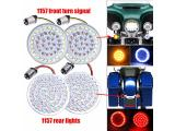 2 Inch LED Turn Signal Kit 1157