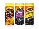 Armor All Wipes Car Interior Cleaning Bonus Pack Leather