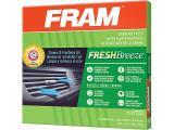 FRAM Fresh Breeze Cabin Air Filter with Arm & Hammer Baking Soda - CF10134