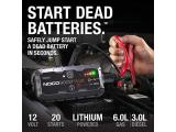 NOCO Boost Plus GB40 1000 Amp 12-Volt UltraSafe Lithium Jump Starter Box Photo 5