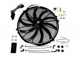 A-Team Performance 16 Electric Radiator Cooling Fan