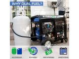 DuroMax XP13000EH Dual Fuel Portable Generator Photo 2