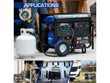DuroMax XP13000EH Dual Fuel Portable Generator Photo 3