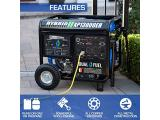 DuroMax XP13000EH Dual Fuel Portable Generator Photo 4
