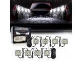 LED Truck Pickup Bed Lights Kit - 48 LEDs