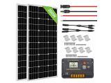 ECO-WORTHY 200 Watts Solar Panel Kit