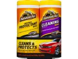 Armor All-10848 Original Protectant & Cleaning Wipes Twin Pack