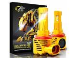 Cougar Motor Wireless H11 H8 H9 LED Bulb (6500K)