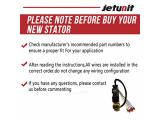 JETUNIT Genuine outboard 9 amp Stator Assy Maganet Coil Photo 5