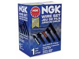 NGK (8034) RC-HE76 Spark Plug Wire Set Photo 1