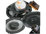 JBL GT7-96 300 Watts 6x9 Club Series 3-Way Coaxial Speakers