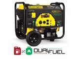 Champion Power Equipment 76533 4750/3800-Watt Dual Fuel RV Ready Portable Generator with Electric Start Photo 1
